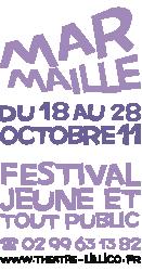 Marmaille Festival jeune et tout public au Théâtre de Poche Hédé