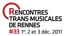 Trans Musicales de Rennes #33