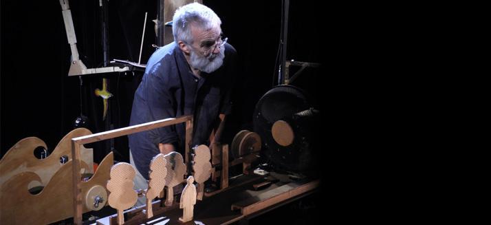 Comme un Souffle - novembre 2013 @ Théâtre de Poche - Hédé