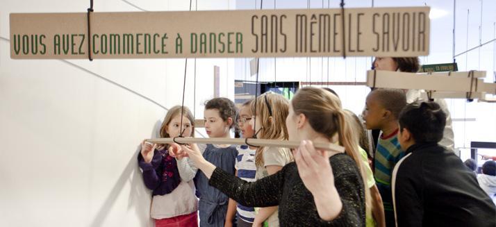 Petit Musée de la danse - février 2014 @ Théâtre de Poche - Hédé