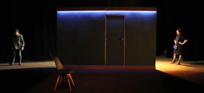 Avant / Après - novembre 2013 @ Théâtre de Poche - Hédé