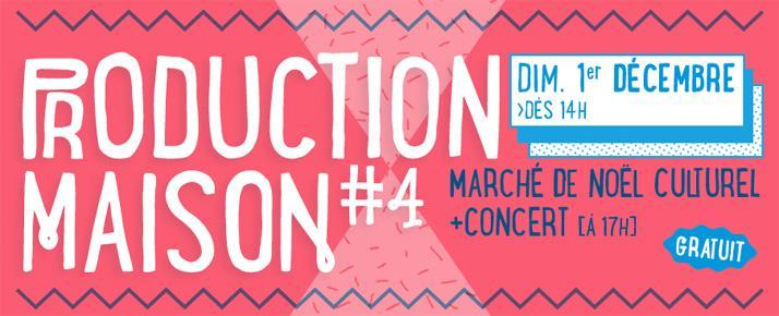 Production Maison - décembre 2013 @ Théâtre de Poche - Hédé