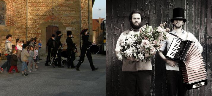 Les Barons Freaks - The Summer Rebellion @ BONUS #4 - Théâtre de Poche - Hédé - 24 août 2014