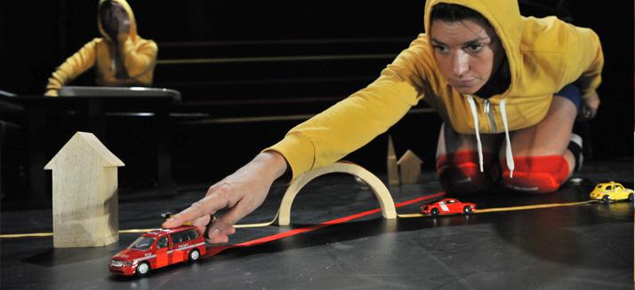 Play - novembre 2014 @ Théâtre de Poche - Hédé