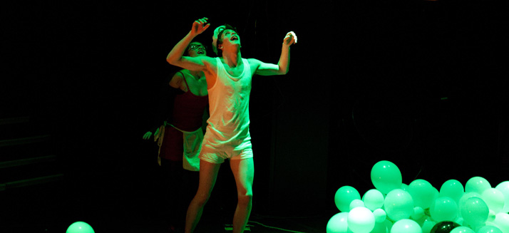Arlequin poli par l'amour - mai 2015 @ Théâtre de Poche - Hédé