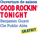Good Rockin' Tonight - septembre-octobre 2014