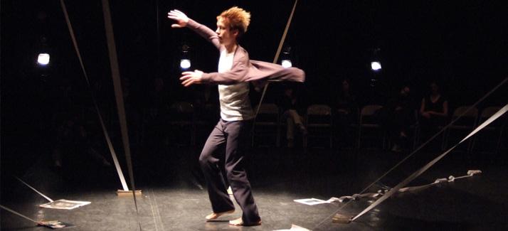Daniel Linehan@ Bonus #5 - Le Festival du Théâtre de Poche - 21 - 22 - 23 août 2015