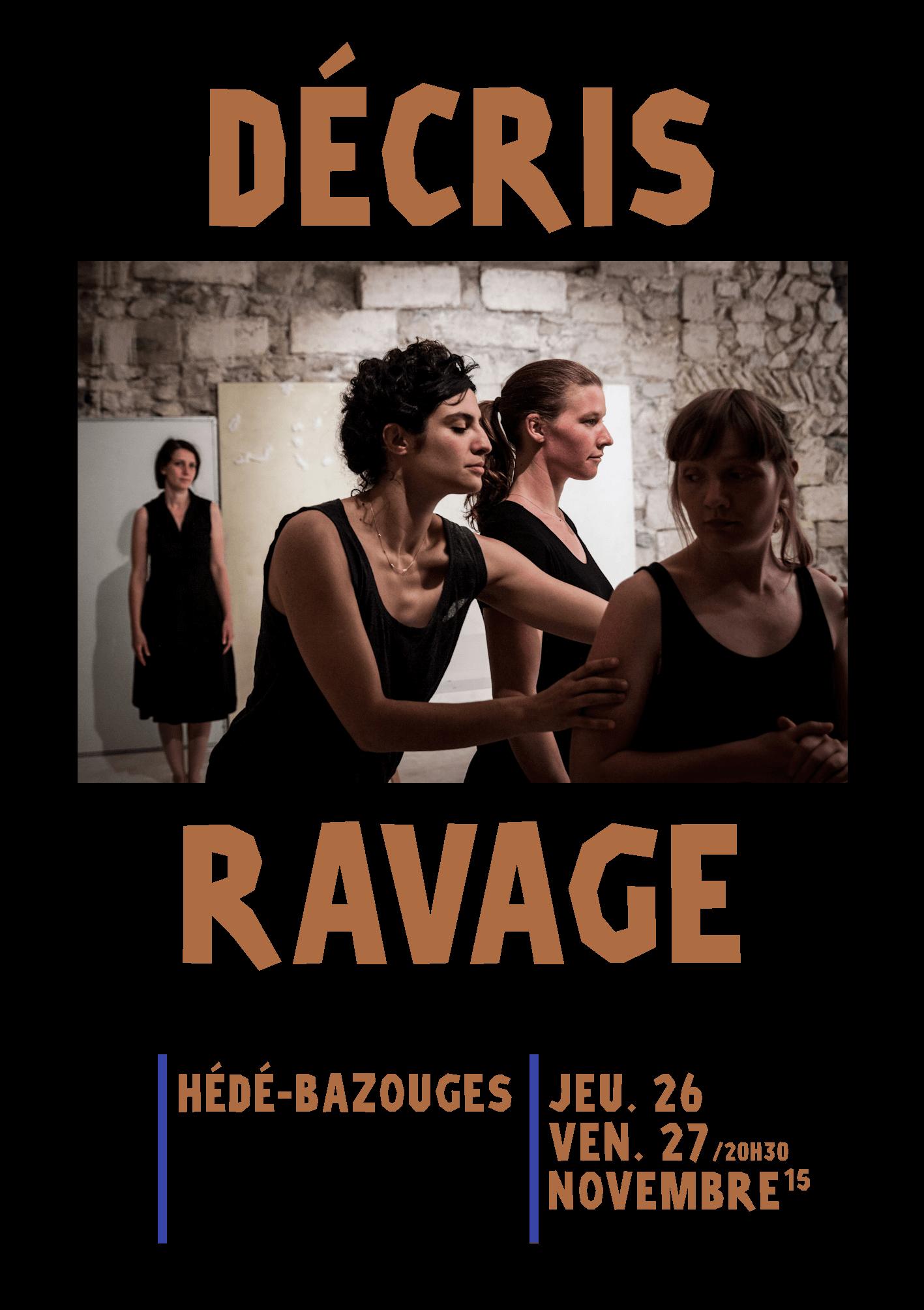 DECRIS-RAVAGE