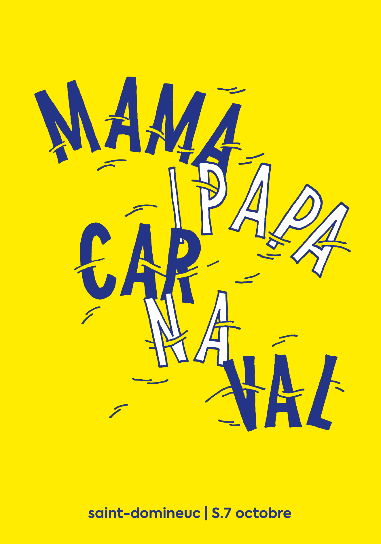 Mama/Papa Carnaval - octobre 2017